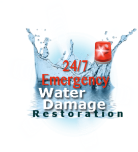 Emergency water damage restoration services