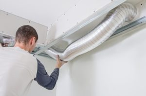 Residential Air duct repair