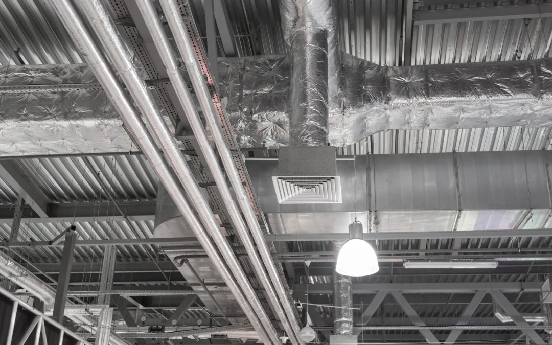 Commercial air duct system