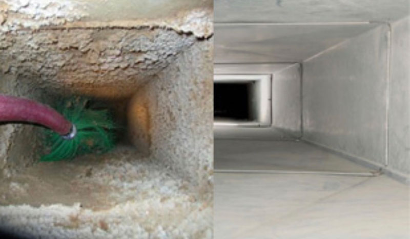 Clean Your Air Ducts before you Rent or Buy!